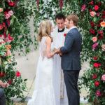 A Botanical Oasis Wedding   Pecan Grove