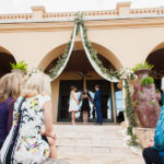 An Intimate Home Elopement