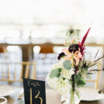 A Floral Fall Wedding