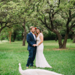 Brilliantly Colored Austin Wedding | Green Pastures